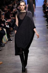 Missoni Fall/Winter 2013: Mesopotamian shawl
