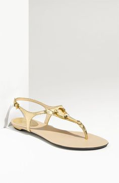 Gucci 'Lady' Thong Sandal available at #Nordstrom