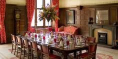 Private Dining at Middle Temple Hall, London