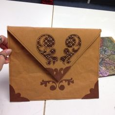 Kraft-Tex Envelope B