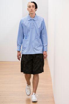 Comme des Garçons Shirt Spring 2018 Menswear Collection Photos - Vogue