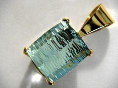 Aquamarine Jewelry - Natural Aquamarine Jewelry