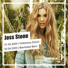 Wenn man im 21. Jahrhundert die Queen des Soulpop küren müsste, dann würde Joss Stone definitiv die Krone tragen. 👑🎶 Joss Stone, Die Queen, Pop Rocks, Long Hair Styles, Beauty, Pictures, Cosmetology, Long Hairstyles, Long Hair Cuts