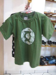 Camiseta Infantil Lanterna Verde Tamanho 8 anos R$29,00