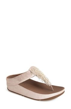 FitFlop 'Cha Cha™' Sandal (Women) available at #Nordstrom