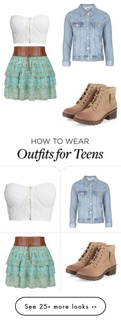"""Untitled #8"" by iambella1234 on Polyvore featuring NLY Trend and Topshop"