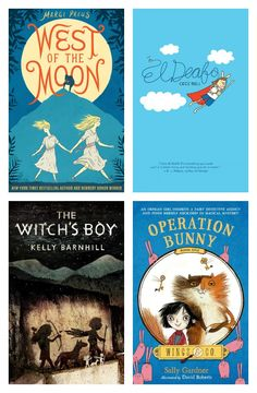 The best middle reader books for children of 2014