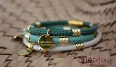 3 Aflé Bijoux African Bracelets  choose from 20 by AFLEBijoux, €90.00  #cuir #aflebijoux #etsy
