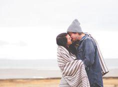 Kiss. Couples. Love.