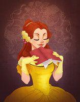 Disney Prom- Beauty and the Beast by *spicysteweddemon on deviantART