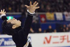 【画像】高橋大輔 / 世界フィギュアスケート選手権 男子フリー