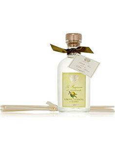 Antica Farmacista Home Ambiance Diffuser, Lemon, Verbena and Cedar, 100 ml. ❤ Antica Farmacista