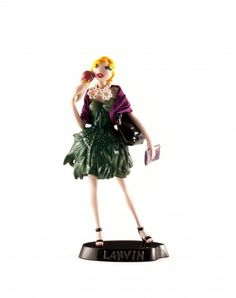 Best-dressed Miss Lanvin dolls. They are like fancy barbies for wealthy grown-ups Porcelain Dolls Value, Barbie, Lanvin, Fashion Dolls, Love Fashion, Nice Dresses, Tulle, Fancy, Childhood Memories