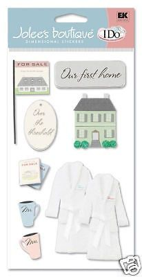 Jolee's Boutique Stickers -- First Home