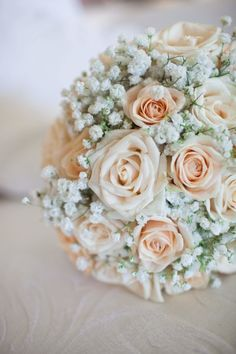 This bouquet is simply perfect http://www.stylemepretty.com/australia-weddings/western-australia-au/2014/07/18/diy-farm-wedding-3/ | Photography: http://www.ameliaclairephoto.com/