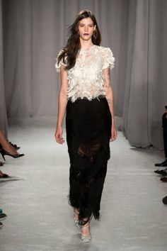 Marchesa Spring 2014 Ready-to-Wear Collection