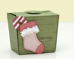 A festive holiday box made using the Cricut® Art Philosophy Collection. 3d Paper Crafts, Paper Crafting, Heart Projects, Pinterest Crafts, Diy Gift Box, Cricut Cartridges, Heart Crafts, Paper Hearts, Cricut Creations