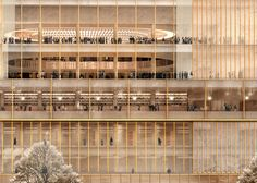 david chipperfield - nobel center competition