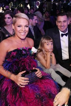 """Pink Shares Overwhelmingly Positive Message After Grammy Loss: """"We F*cking Did That!"""""""