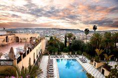 Hotel Sofitel en Fez - TELVA #Viajes #Turismo #Rutas #Marruecos