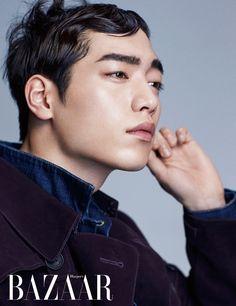 Seo Kang Joon - Harper's Bazaar Magazine March Issue '15
