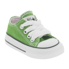 Converse Chuck Taylor All Star Seasonal Lace Up Athletic Shoes featuring polyvore, baby, baby boy, kids, baby stuff and baby shoes