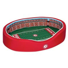 University of Alabama Stadium Pet Bed. Now how CUTE is this??? Comes in several sizes. Bed Bath and Beyond
