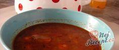 Recept Gulášová polévka Chili, Soup, Chile, Soups, Chilis