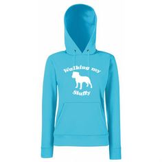 Check out this item in my Etsy shop https://www.etsy.com/uk/listing/503716615/walking-my-staffy-dog-walking-hoodie