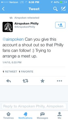 Airspoken RTed
