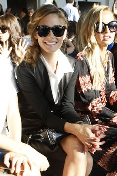 Estilo Olivia Palermo, Olivia Palermo Lookbook, Olivia Palermo Style, Vogue, Spring Summer 2015, Diane Von Furstenberg, Style Icons, Celebrity Style, Celebrity Crush