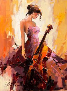Türk kadın sanatçılara destek vermek amaçlanmıştır.