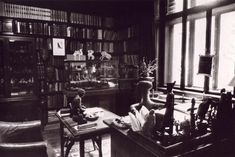 Sigmund Freud Private Study Room