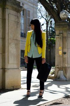 Color & Edges – Meridian House Street Style | The President Wears Prada