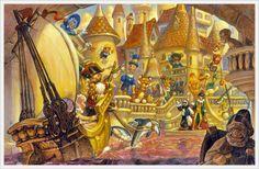 kykolnik   «Щелкунчик» в иллюстрациях... 13. Scott Gustafson