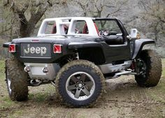 2005 Jeep Hurricane Concept - The one ridiculous concept I wish were real. (2)