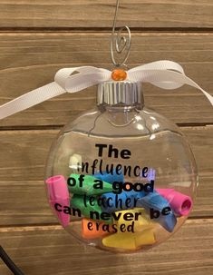 Teachers Day Gifts, Teacher Christmas Gifts, Xmas Gifts, Christmas Diy, Cute Teacher Gifts, Daycare Teacher Gifts, Small Gifts For Teachers, Tracher Gifts, Craft Gifts