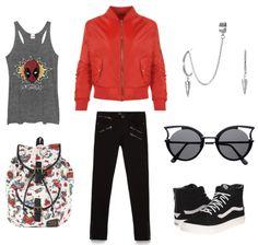 Geek Chic: Fashion Inspired by Deadpool - College Fashion