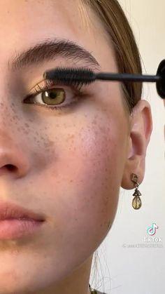 Edgy Makeup, Makeup Eye Looks, Grunge Makeup, Eye Makeup Art, Pretty Makeup, Simple Makeup, Skin Makeup, Natural Makeup, Maquillage On Fleek