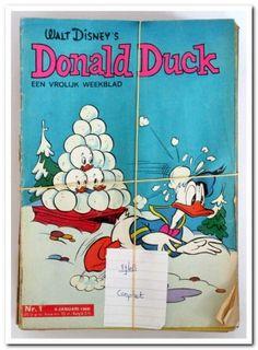 Weekblad Donald Duck - Jaargang 1968 (Compleet). Bij Sassafrass Store op voorraad voor € 45,=