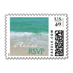 Please RSVP Beach Stamp. It is really great to make each letter a special delivery! Add a unique touch to invites or cards with your own photos or text. Just click the image to learn more!