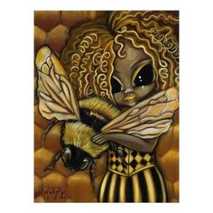Honey Bee Posters, Honey Bee Prints