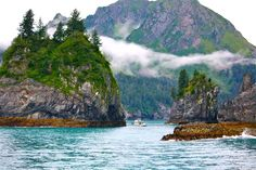 I would move to Alaska in a heart beat. It's so beautiful there.