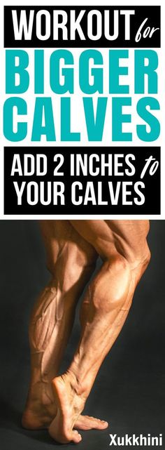 Featuring proven tec Featuring proven techniques that shattered my sticking point and forced my calves to grow 2 inches in size Muscle Fitness, Mens Fitness, Fitness Tips, Extreme Fitness, Fitness Motivation, Bigger Legs Workout, Leg Workouts For Men, Calf Exercises, Calf Workouts