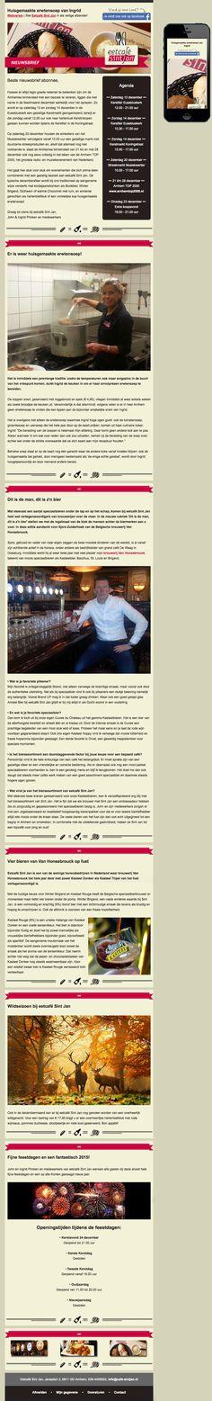 Huisgemaakte erwtensoep van Ingrid & wild bij Cafe Sint Jan Mail Marketing, Van, Memes, Vans, Meme