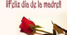 Hoy es tu día, hoy es el día de la madre y quizás no esperes nada en este día tan especial, pero es algo que llevas dentro de ti, dar s... Frases, Happy Mothers Day, Good Morning Greetings, One Day, Be Nice