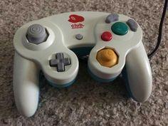 Club Nintendo controller