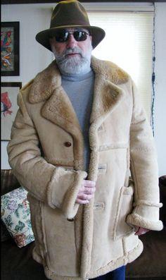 Great jacket, great beard