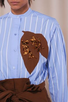 Jonathan Saunders at London Spring 2015 (Details)