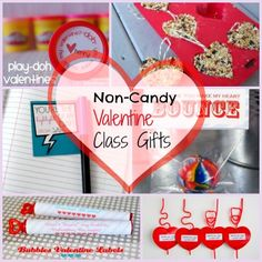 It is SO hard to find Valentine's for my sons class that aren't candy - and they cannot bring candy in - GREAT resource!!